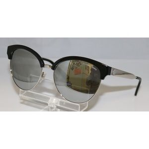 Michael Kors Silver Polarized Sunglasses